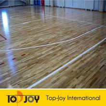 Used Wood Basketball PVC Floors For Sale
