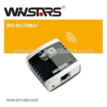 Networking USB 2.0 print Server M4