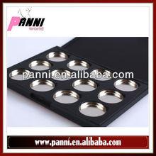 12 piece empty palette makeup palette magnetic pan