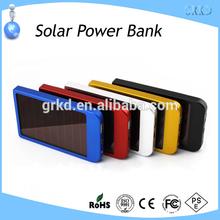 High quality 2600mah solar power bank