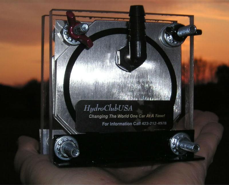 Chrysler hydrogen fuel cell car #3