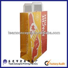 Kraft Fried Chicken Paper Hand Bag