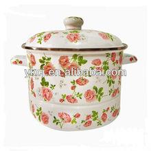 Enamel Cookware/Steamer