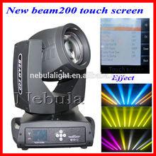 200w beam sharpy/nebula beam 200 moving head/beam 5r 200w sharpy