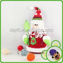 Christmas plush toy christmas reindeer decorations
