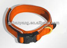 Soft Padding Pet Collar and leash reflective dog leash Neoprene soft collar