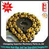 thailand zongshen china motorcycle part,CG 150 KS single sprocket,Boxer CT customized steel forging parts