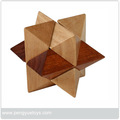 ألعاب اللغز، جعل اللعب الخشبية، الذكاء ألعاب للكبار py4003