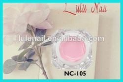Lulu Nail 's Nails Kit soak off unha de Color UV Gel for nail art