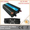 1000W DC24V~48V AC90V-140V or 190V-260V Grid Tie Wind Solar Micro Inverter for 1200W 35-39V PV Panel or Wind Turbine