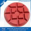 "size 4""/100mm Diamond resin floor polishing pads for stones,concrete,etc."