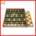 high-grade chess game/wooden boxes chess set