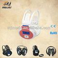سماعة رأس لاسلكية الرياضة mp3 لاعب مع فتحة لبطاقة tf للكمبيوتر المصنوعة في الصين