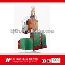 HOT SALE Safest MANUFACTURER SC100/100 SC100 Construction Elevator/Building hoist/Elevation of residence building