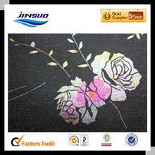 Amazing Digital Follower Printed Fabrics in Denim fabric
