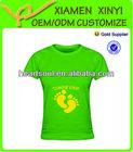 OEM high quality women t-shirt design printing 2014