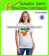Custom fashion printing cheap Temperature Sensitive T-Shirt