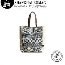 Green Initiative canvas handbags 2014