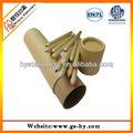 Lápis oferta de fábrica de cor conjunto de lápis / lápis de cor de madeira em reciclar tubo