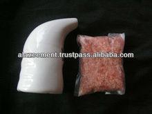 Sal ar cachimbo, Sal inaladores, Natural respiratória