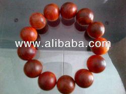 Raja kayu Beads