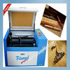 CE Acrylic Letter cutting machine Portable / Desktop acrylic laser engraver cutter