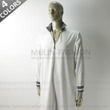 2014 fashion muslim men abaya islamic clothing whosale Clothing thobe
