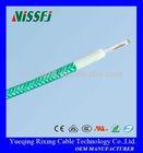 fiberglass covered silicone wire single core stranded tinned copper wire