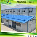 2015 caliente de la venta bajo costo moderna prefabricados hecho en china
