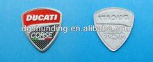 high quality car body stickers car emblem