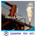 أحدث مصنع التقطير مصفاة للنفط الخام، distilltion المعدات مع اوربا، sgs، iso