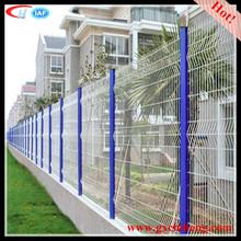 Welded Galvanizned Wire Mesh Fence