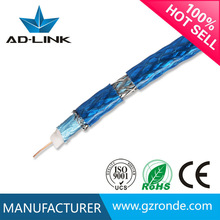 15Years Experience High Quality Cheaper Price RG59 RG6 RG11 Messenger COAXIAL CABLE