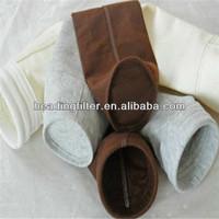 Reverse Air Bags /Woven Fiber Glass PTFE Membrane Laminated Filter Bags