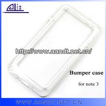 For samsung galaxy note3 bumper case combo bumper case