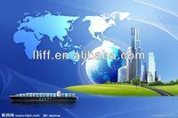 logistics service agent Shanghai to USA Canada America Spain Australia France UK England Germany