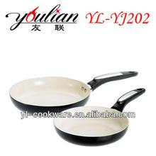 2014Aluminum Non-stick Frypan/bratpfanne keramik