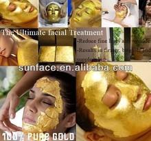 PURE collagen 24k gold facial mask