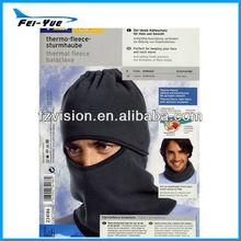Customized Print Winter Face Balaclava fleece Mask
