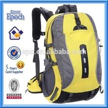 30-40L Waterproof mountain travel hiking bag manufacturer