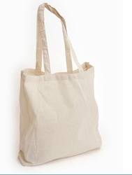cheap promotional cotton tote bag for shopping