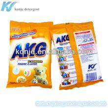 Hot Sale AKG Washing Powder Bleach Laundry Detergent