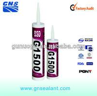 Acetic acid acetic cure silicon sealant