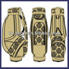 2014 fashion Genuine leather golf bag for sale