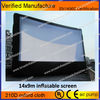 HOT!! Cheap inflatable screen,inflatable movie screen,outdoor inflatable screen
