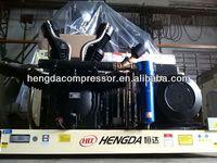 Booster 350CFM 580PSI Hengda High Pressure air compressor structure