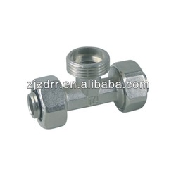 Brass Male Tee compression fittings