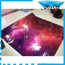JEYCO VINYL Air free bomb sticker vinyl 3 layers, Milky Way Series, air free bubbles bomb sticker roll