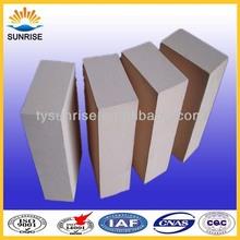Factory light weight diatomite insulating types of fire bricks