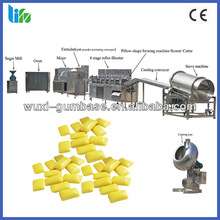 Full automatic xylitol coating type chewing gum process equipment